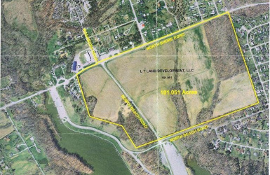 101ac North Shore Road, Paint Twp, OH 45133, ,Land,For Sale,North Shore,1403897