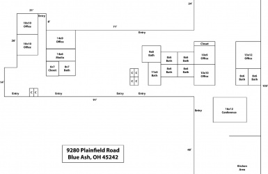 Plainfield Road, Blue Ash, OH 45236, ,Commercial,For Sale,Plainfield,1616005