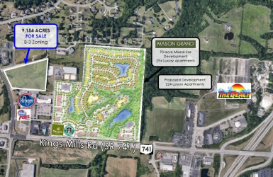 St Rt 741, Mason, OH 45040, ,Land,For Sale,St Rt 741,1599148