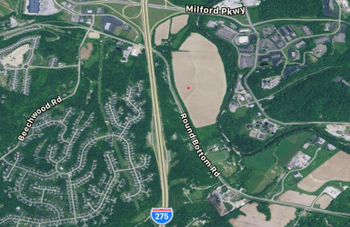 43.73ac Round Bottom Road, Union Twp, OH 45150, ,Land,For Sale,Round Bottom,1611190