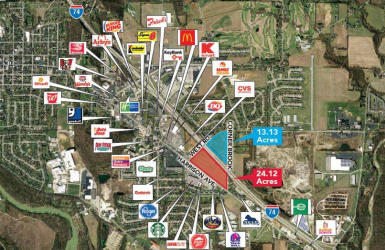 Harrison Avenue, Harrison, OH 45030, ,Land,For Sale,Harrison,1609595