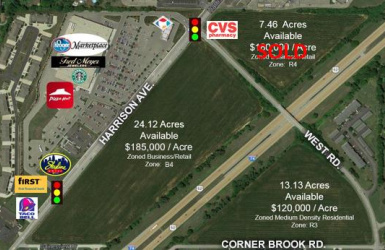 Cornerbrook Road, Harrison, OH 45030, ,Land,For Sale,Cornerbrook,1609592
